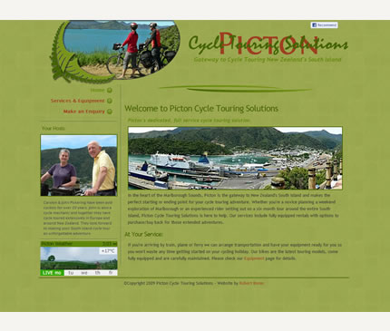 Picton Cycle Touring Solutions